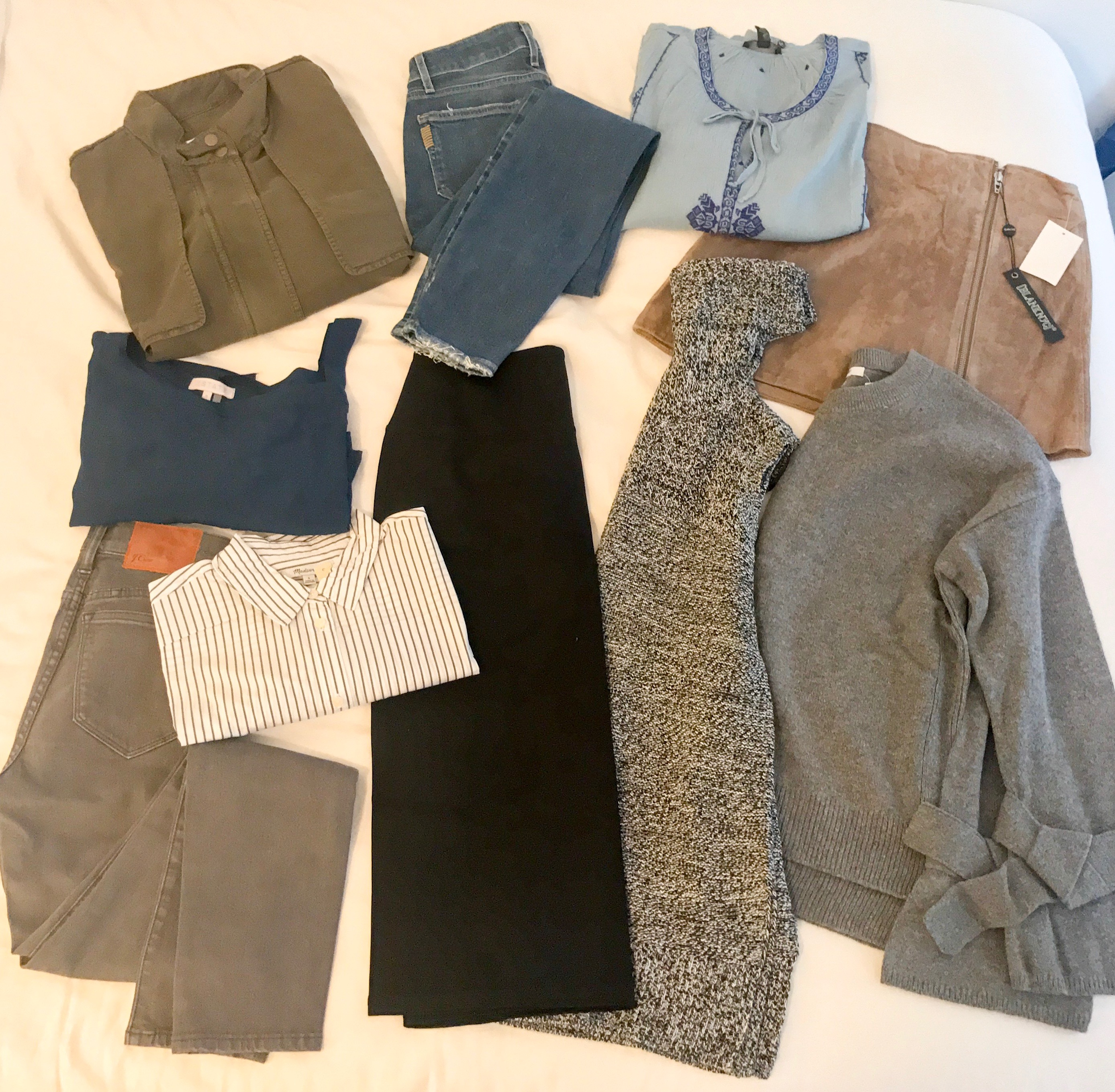 Trunk Club Personal Stylist Experience