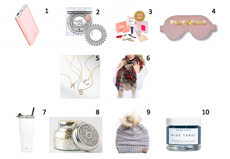 Gift Guide for Any Occasion | All Items Under $50