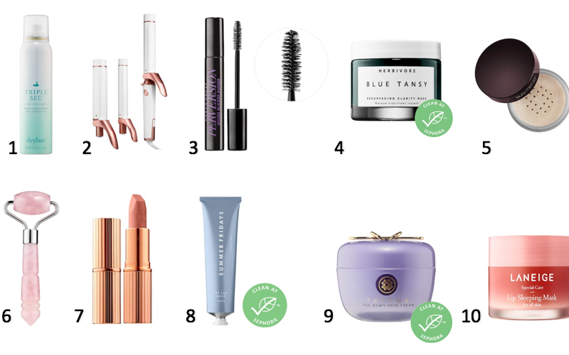 Products I'm Eyeing during the Sephora Beauty Insider Sale