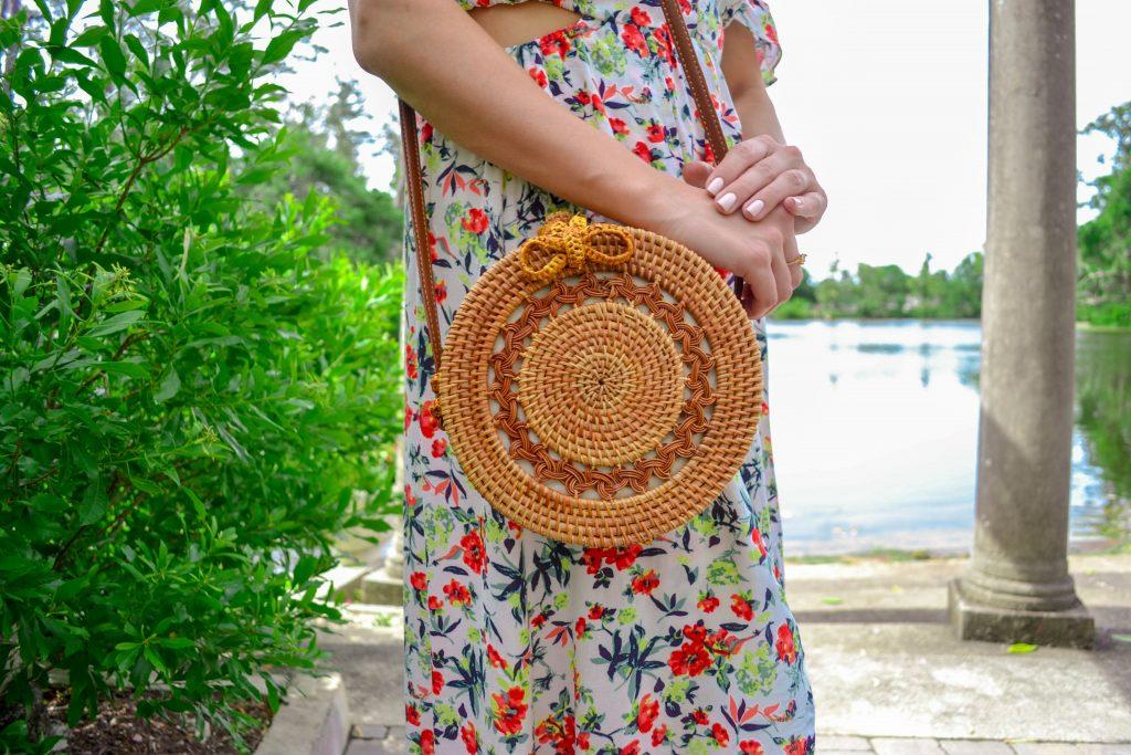 Floral-Lulus-Midi-Dress