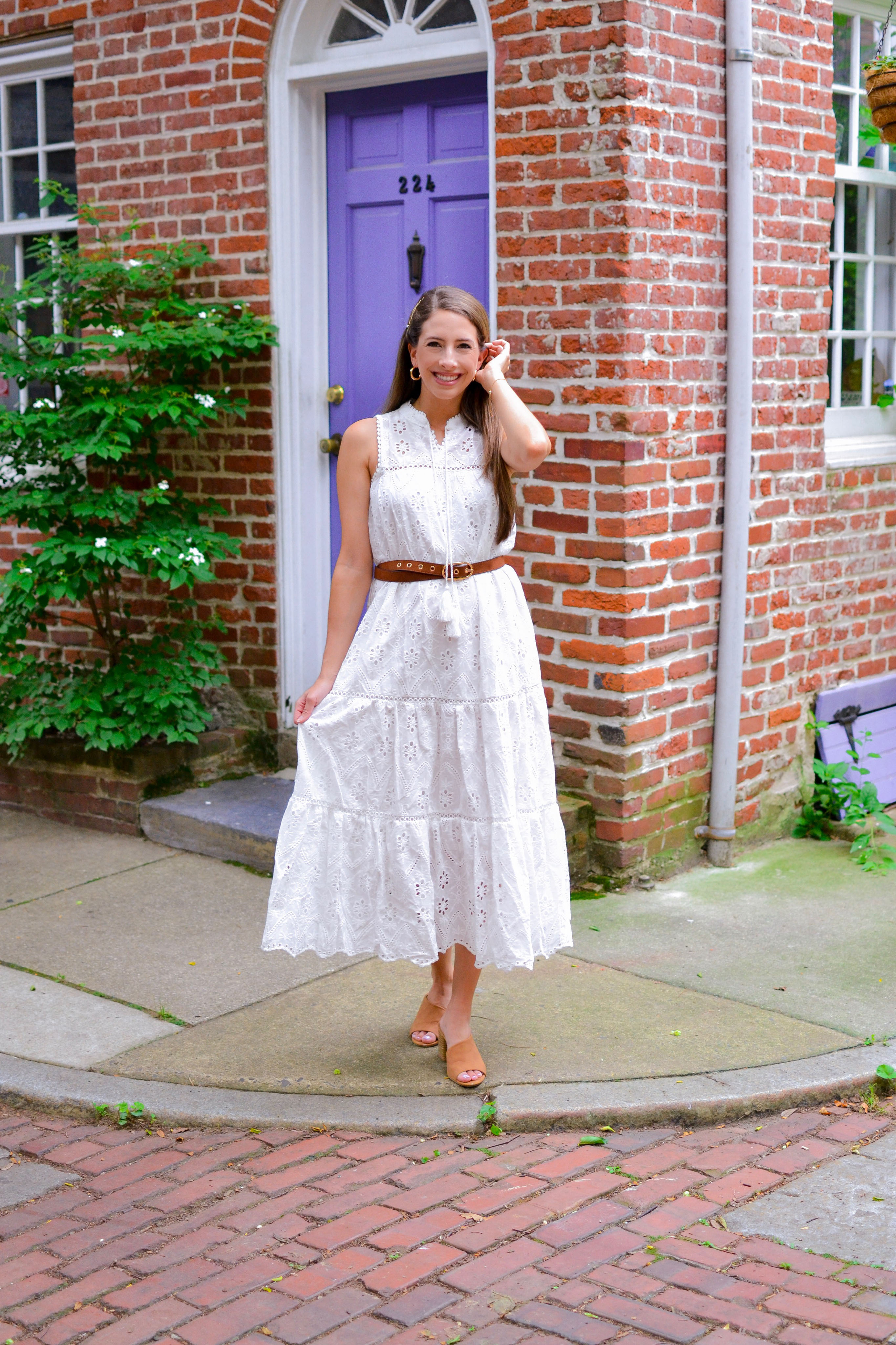Try-to-be-Boho-Embroidered-Eyelet-Maxi-Dress