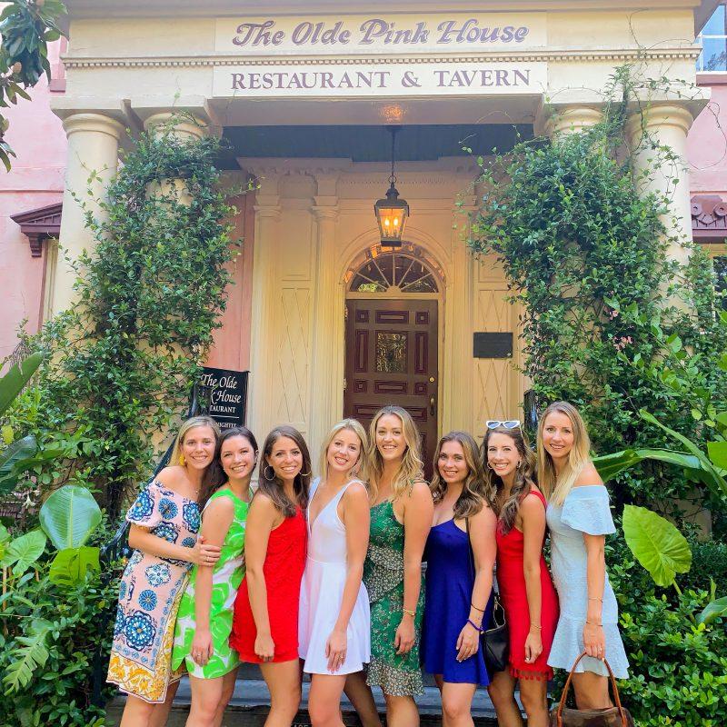 Savannah Bachelorette Travel Guide