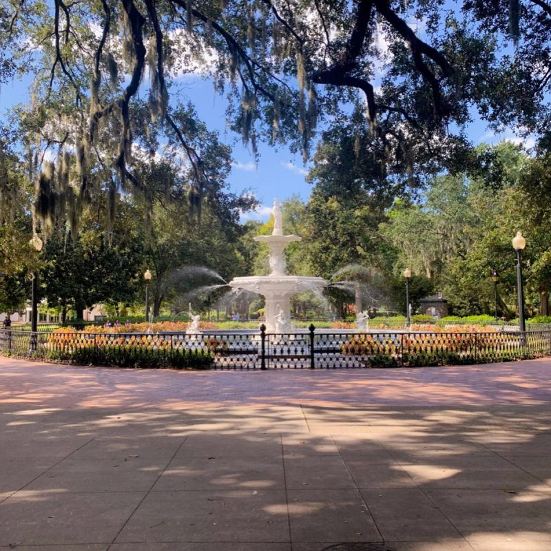 Got Savannah, Georgia on My Mind