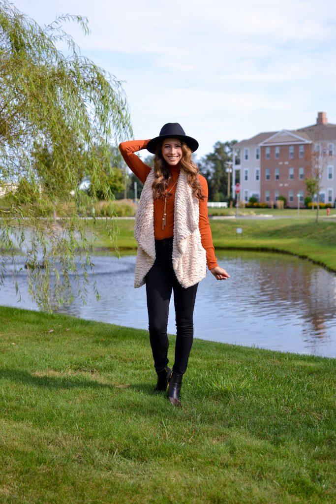 Lulus-Rust-Orange-Bodysuits