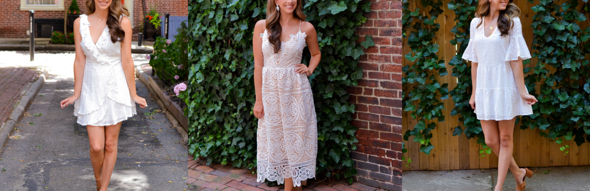 White Dresses: My Current New Fashion Obsession