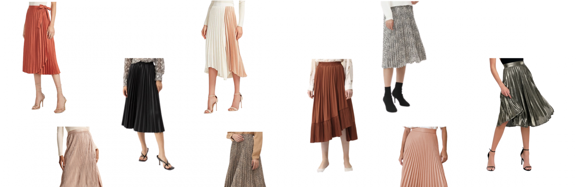 Pleated Skirts, My Continued Fall Obsession