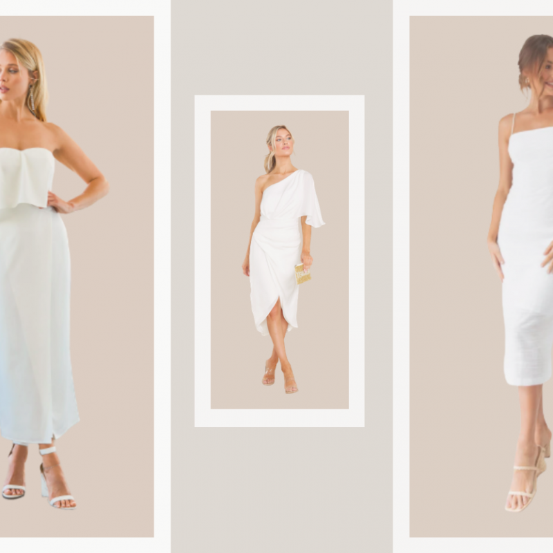 WOI: Stunning Rehearsal Dinner Outfit Inspo for the Brides