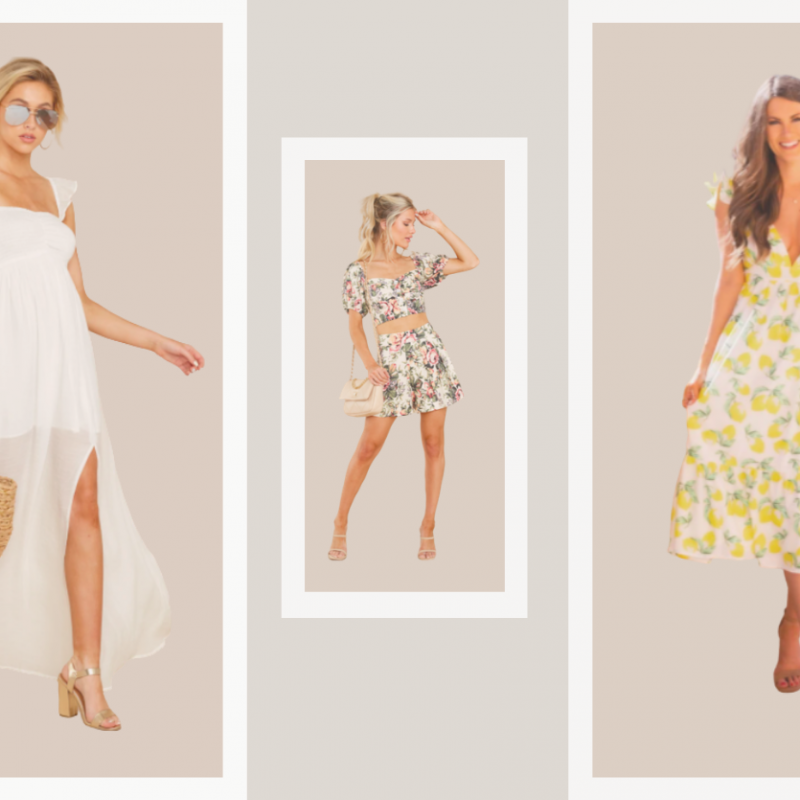 WOI: Bold & Beautiful Honeymoon Outfit Inspo for the Brides-to-Be