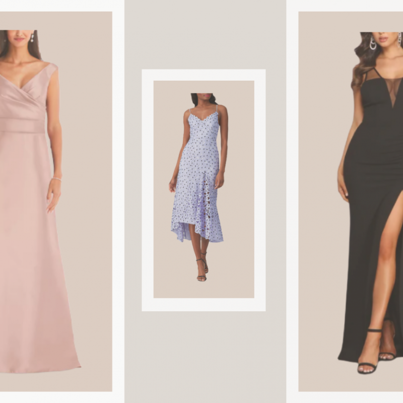WOI: Spring & Summer Wedding Guest Outfit Inspo