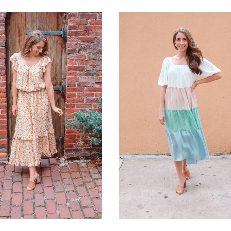 Beautiful Red Dress Boutique Must-Haves for Spring